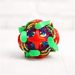 Мяч-трансформер «Раскрывашка», 8 см