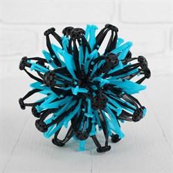 Мяч-трансформер «Иголка», цвет голубой