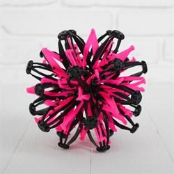 Мяч-трансформер «Иголка», цвет розовый