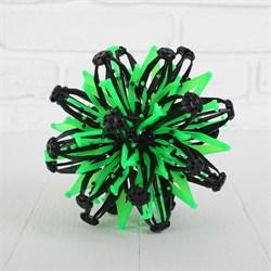 Мяч-трансформер «Иголка», цвет зелёный