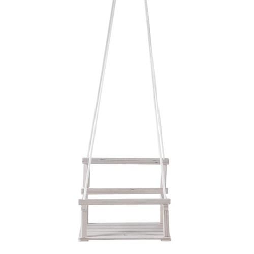 Качели детские подвесные, деревянные, сиденье 28×34,5см в наличии